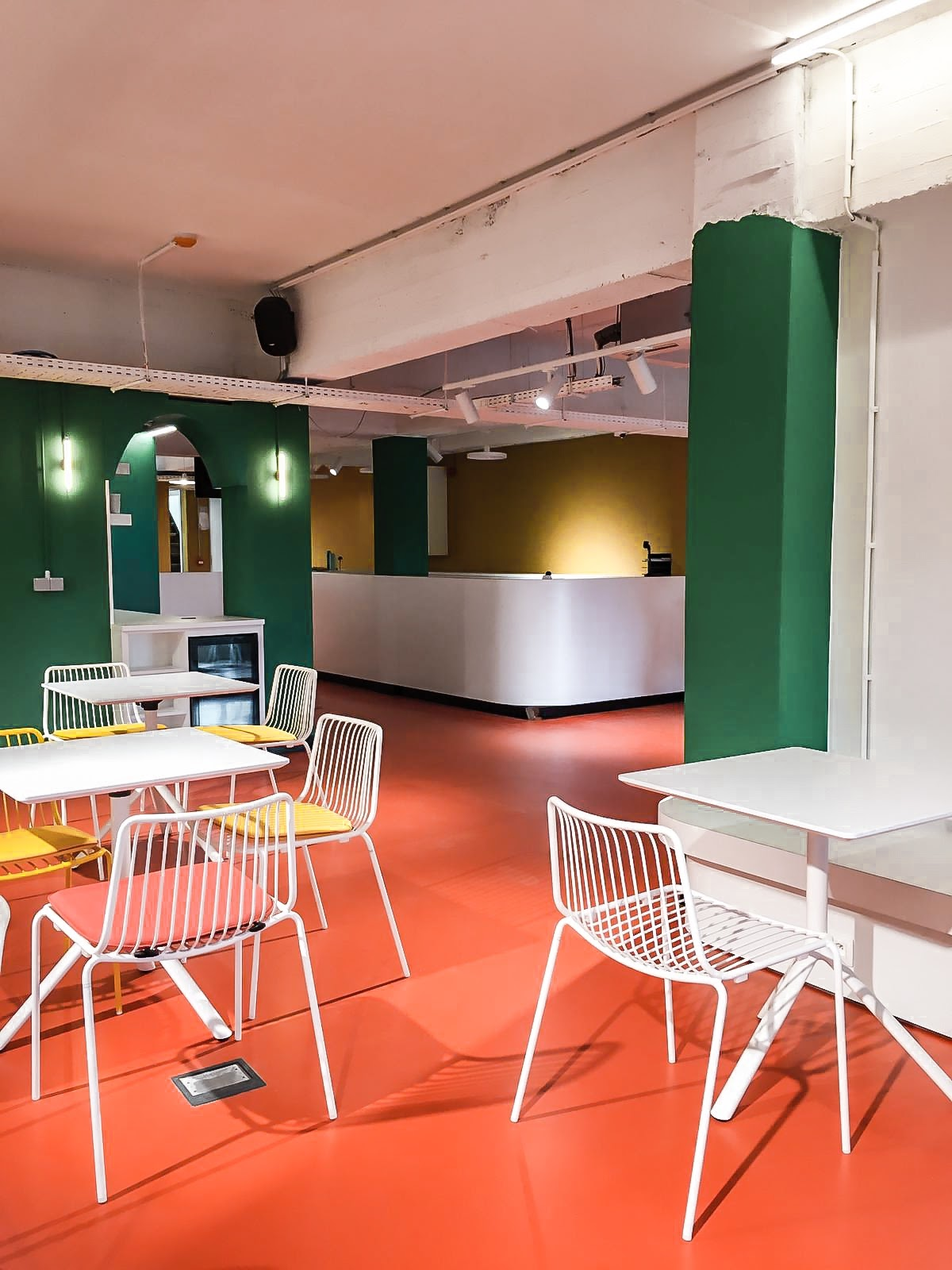 Co-working Space Foodies Arena Gent